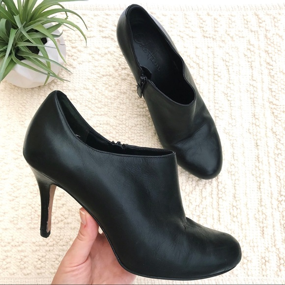 Cole Haan Shoes - COLE HAAN Leather Ankle Booties 8
